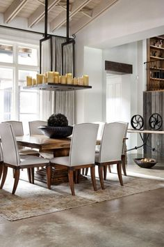 Luxury Contemporary Rustic Decor Ideas