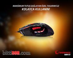 ↓↓ Ürünlere Buradan Ulaşabilirsiniz ↓↓ http://www.bittison.com/oyuncu-mouse-ve-mouse-pad-everest-sgm-x7-usb-siyah-2-in-1.html Everest SGM-X7 Usb Siyah 2 in 1 Oyuncu Mouse ve Mouse Pad Yumuşak dokunuşlu yapısı ve eşsiz tasarımı sayesinde kaliteli malzeme kullanılarak üretilmiş olan Everest SGM-X7 ile oyun oynamanın keyfine varın ! #Kampanya #Kampanyalar #indirim #Alışveriş #Ucuz #Ucuzluk #EnUcuz #ÇokUcuz #Fırsat #Fırsatlar #Online #hediye #HemenAl #SatınAl #HızlıAl #Bitti #BittiSon #KapıdaÖde
