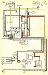 Wiring Diagram VW Transporter The Samba Bay Pride