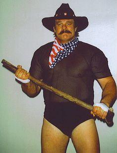 """Blackjack Mulligan 6' 7"""" 340 lbs."""