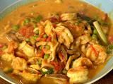 Thai Shrimp Curry: cook and enjoy!