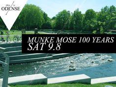 En markant park fylder rundt. Vær med til fejringen, når Munke Mose fylder 100 år. Fadøl, sejlture, jazz, taler og boder. #munkemose #fødselsdagsfest #odense #mitodense #thisisodense Læs anbefalingen på: www.thisisodense.dk/15195/munke-mose-fylder-100