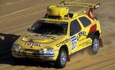 17 de Enero de 1991.Vatanen y el Citroën ZX Rallye Raid ganan el Paris Dakar  El ZX Rallye Raid, pilotado por Ari Vatanen, gana el 13º París-Trípoli-Dakar (9.186 km).