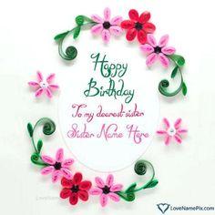 Happy Birthday Invitation Card With Photo Online