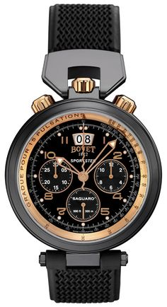 Bovet Saguaro Chronograph Mens Watch Model: SP0294