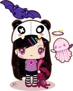 Chibi Mai by mAi2x-chan.deviantart.com on @deviantART