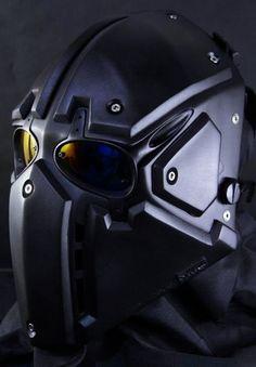 JOJO POST DIGI: HELMET, Cyberpunk, Android, Robot, Futuristic, Sci-Fi, Military, Star gate,  Cyborg, Cabuto, Clothing, Fashion, Future, Armor, Mask. Communication. Helmet Armor, Suit Of Armor, Body Armor, Futuristic Helmet, Futuristic Armour, Character Concept, Character Design, Zombie Guns, Airsoft Mask