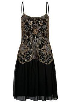 AZURA - Cocktailkleid / festliches Kleid - black