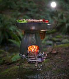 Biolight basecamp stove