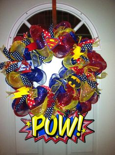 themed wreaths - Google Search