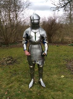 English armour, mid 15th century