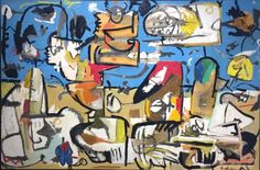 Image result for abstract expressionism street art