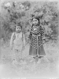 """The tribes name in their own language is Apsáalooke, meaning """"children of the large-beaked bird"""". They had migrated from the eastern woodland areas. and were pushed to the west by the Lakota (Sioux), who were being pushed due to the european/american expansion. the Sioux took over the Crow territory from the black hills of north dakota to the big horn mountains of Montana. the crow eventually divided into three groups, The Mountain Crow, The River Crow, and Kicked in the Bellies."""