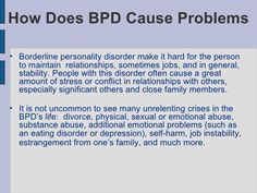 Mental Health Facts, Mental Health Counseling, Mental Health Conditions, Mental And Emotional Health, Borderline Personality Disorder Treatment, Boarderline Personality Disorder, Psychology Disorders, Mental Disorders, Bpd Quotes