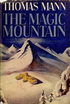 «Волшебная гора» – Томас Манн