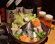 富士市発!!ナポリピッツァと寿司がうまいと評判の居酒屋! 和洋創彩 富士乃響