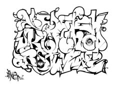 Graffiti ABC | URBAN ROOTS