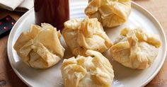 These chicken and mushroom filo pies make clever party pieces for even the most demanding crowd.