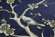 fabricwarehouse.com - Robert Allen VINTAGE BLOSSO TWILIGHT  Drapery Fabric By The Yard, $14.98 (http://fabricwarehouse.com/drapery-fabrics/drapery-on-the-roll/robert-allen-vintage-blosso-twilight-drapery-fabric-by-the-yard/)
