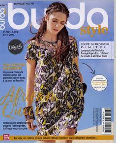 Magazines d'octobre 2019: Burda Plus A H 2019 (grandes