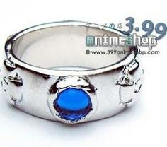 Wizard Howl / Sophie's Enchanted Magic Ring (blue)