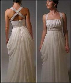 empire waist wedding dresses - Google Search