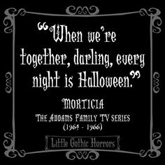 Little Gothic Horrors: Delightfully Dark Quotes