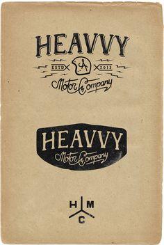 Logo für HEAVVY | 99designs