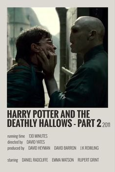 Deathly Hallows Part 2, Harry Potter Deathly Hallows, Harry Potter Draco Malfoy, Harry Potter Tumblr, Harry James Potter, Harry Potter Pictures, Harry Potter Movie Posters, Harry Potter Movies, Film Posters