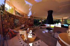Elvis's House in Palm Springs