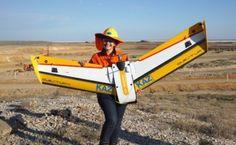 QuestUAV  Drone Girls versus Drone Boys