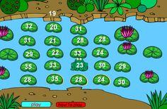 lots of smart board ideas for math K-12.