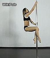 Stargazer/Beginner https://www.youtube.com/watch?v=zzeGT0Ksag8 #WikiPole #poledance