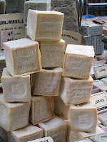 Soaps at market