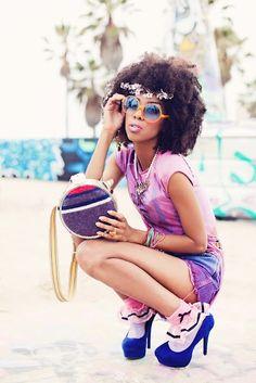 jenmartensworld:  Love her style FOLLOW...