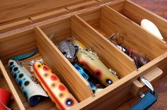 Surface Diary 水面の日記 » Abdeal Lures