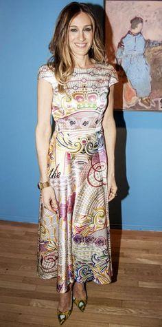 Sarah Jessica Parker - некрасивая красавица