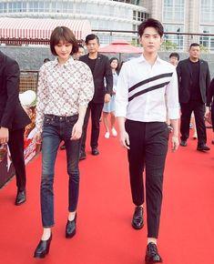 Yang Wei, Yang Yang Actor, Wei Wei, Korean Actresses, Actors & Actresses, Yang Yang Zheng Shuang, Cute Love Stories, Asian Love, Dramas