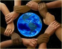 oneness --- with each other, ALL non-human 'home owners' of this beautiful planet, and the nurturer of us all, Mother Earth