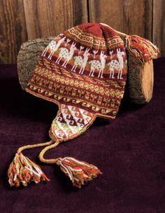 Andean Chullo Hat Pattern - Knitting Patterns and Crochet Patterns from  KnitPicks.com Gorros Peruanos · Gorros PeruanosOrejerasCintasGorrasTejido  ... c4ed1e14d60