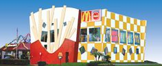 McDonalds - 6875 Sand Lake Rd. 407-351-2185   Welcome to the World's Largest Entertainment McDonald's and PlayPlace