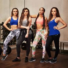 """HQ - Little Mix for USA PRO """