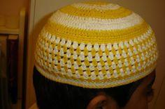 Syeda's hobbies: KUFI crochet pattern