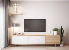 Slim entertainment center thin stand articles with stands flat screens tag Living Room, Room, Interior, Home, Living Room Entertainment Center, Scandinavian Apartment, Living Room Entertainment, Interior Design, Glass Wall