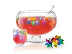 Gay Pride Cocktails - Pride Party Punch  1 bottle of SKYY Infusions Raspberry  12.5 oz. Cranberry Juice  12.5 oz. Orange Juice  12.5 oz. Pineapple Juice  12.5 oz. Sweet & Sour  4 oz. Grenadine  Lemon Lime Soda