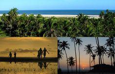 Lugares mais lindos do mundo: Jericoacoara, Brasil
