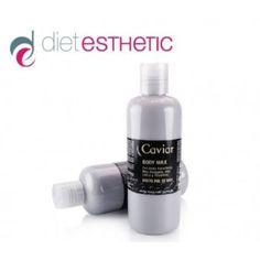 Натурално мляко за тяло с Хайвер Diet Esthetic Caviar Essence, 250 ml | Козметика DIET ESTHETIC | MaxLife