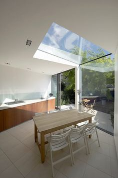 Beautiful skylight.