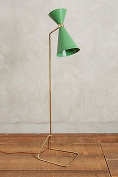 Novara Floor Lamp   Anthropologie.com Also In Black Or Brass 398.00