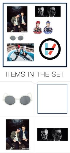 """""""Twenty One pilots"""" by explorer-14579595798 on Polyvore featuring картины"""
